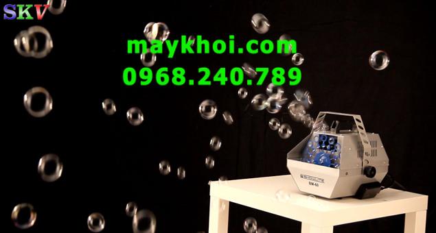 máy phun bong bóng mini, máy phun bong bóng cỡ nhỏ