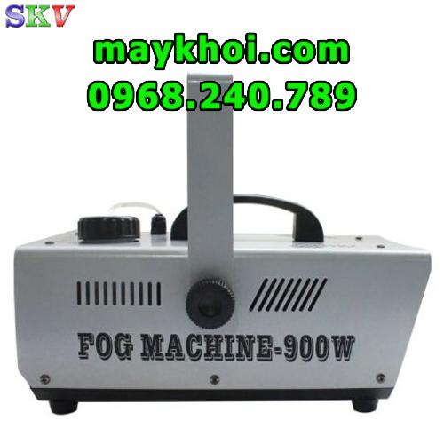 máy phun khói 900w, máy tạo khói 900w