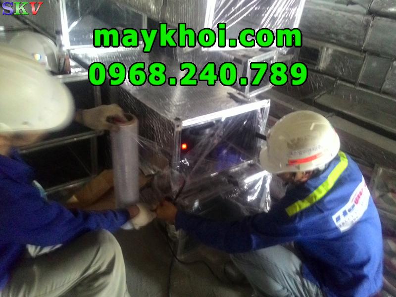 máy tạo khói thử kín hệ thống thông gió - SKV
