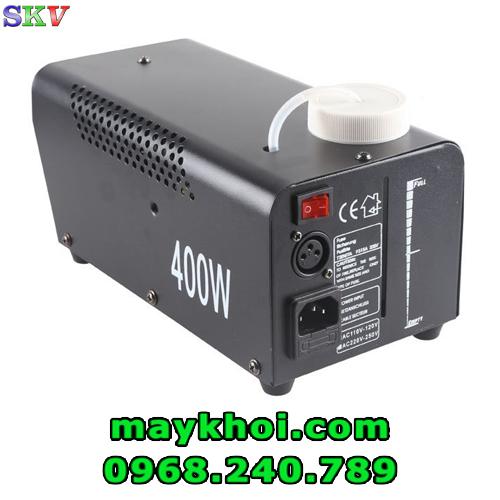 máy phun khói led 400w