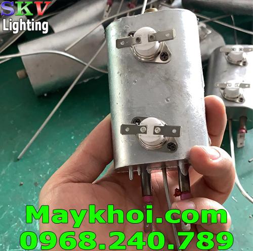 Cục nóng dùng cho máy khói khử trùng