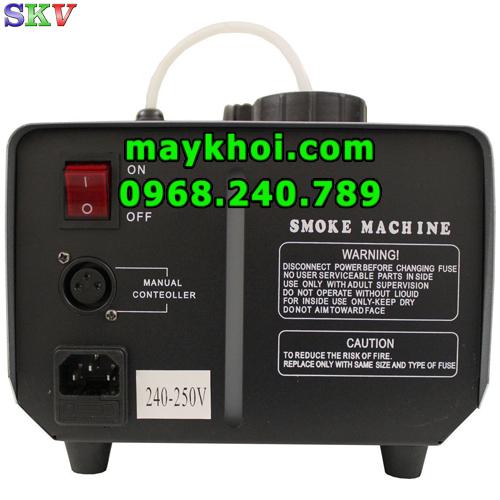 Máy phun khói 1000w, máy tạo khói 1000w