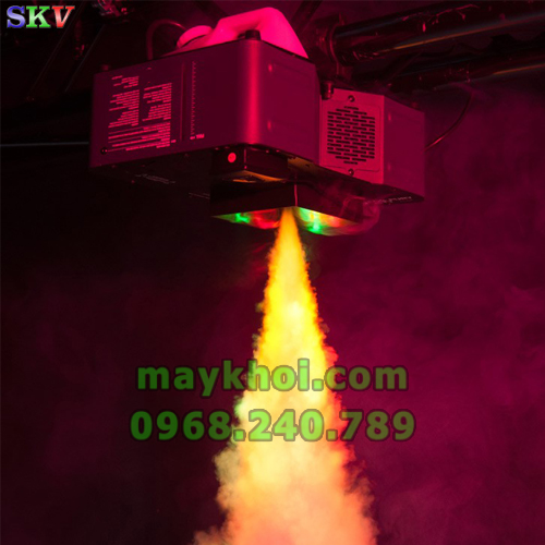 Máy phun khói đứng 1500w, máy tạo khói đứng
