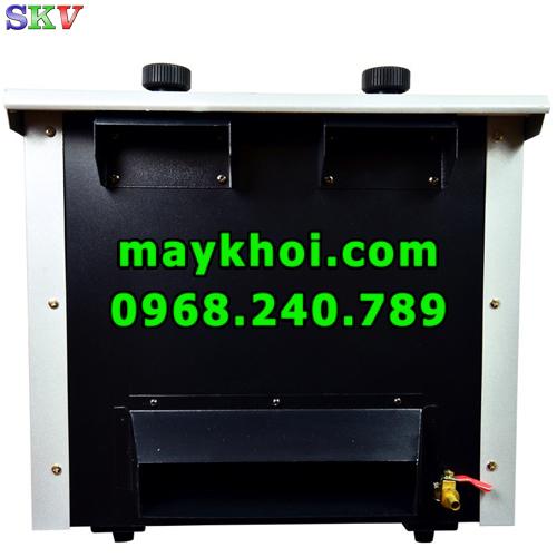 máy phun khói lạnh 1500w, máy tạo khói lạnh