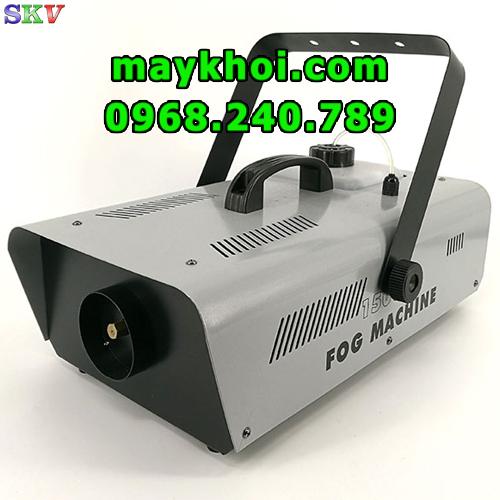 máy phun khói 1500w, máy tạo khói 1500w