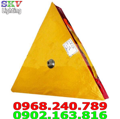 pháo điện xoay tam giác